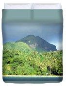 Tahiti Duvet Cover