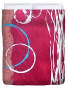 Tahoe Texture Duvet Cover