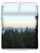 Tahome Sunrise Duvet Cover