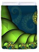 Tail Deluxe Duvet Cover