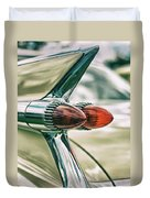 Tail Fin Duvet Cover