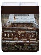 Tailgate Duvet Cover