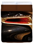 Taillight Of The Future Duvet Cover