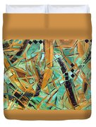 Take It To The Limit Duvet Cover