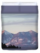 Take Your Breath Away Duvet Cover