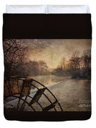 Tales From The Riverbank  II Duvet Cover