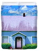 Tales To Tell Duvet Cover