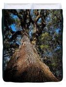 Tall Oak Duvet Cover