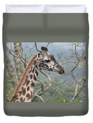 Tall One Duvet Cover