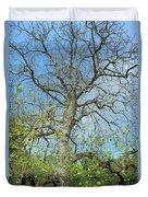 Tall Tree Duvet Cover