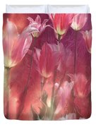 Tall Tulips Duvet Cover