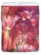 Tall Tulips Duvet Cover