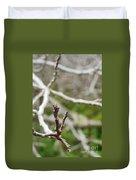 Talon Branch Duvet Cover
