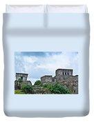 Talum Ruins 5 Duvet Cover