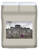 Talum Ruins 6 Duvet Cover