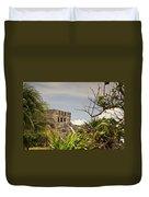 Talum Ruins 9 Duvet Cover