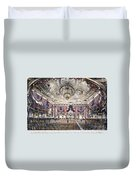 Tammany Hall, Nyc Duvet Cover