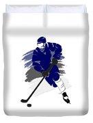 Tampa Bay Lightning Player Shirt Duvet Cover