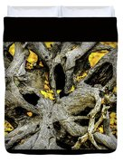 Tangled Roots Duvet Cover