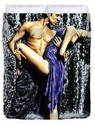 Tango Cascade Duvet Cover