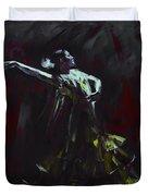 Tango Dancer 03 Duvet Cover