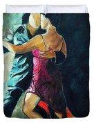 Tango Duvet Cover