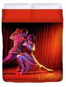 Tango Split Duvet Cover