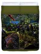 Tanked 1 Duvet Cover
