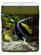 Tanked 3 Duvet Cover