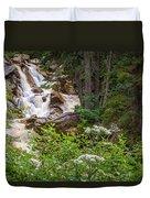 Tanner Flat Falls Duvet Cover