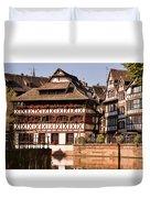 Tanners House Strasbourg Duvet Cover