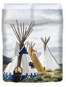 Taos Duvet Cover