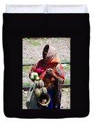 Tarahumara Casual Sale  Duvet Cover