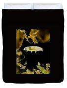 Tardigrade, Or Water Bear, Lm Duvet Cover