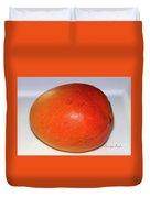 Tasty Mango Duvet Cover