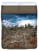 Tate's Hell State Forest Duvet Cover