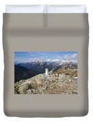 Tatra Mountains 1 Duvet Cover