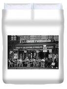 Taverne St. Germain, Paris Duvet Cover