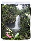 Taveuni, Tavoro Waterfall Duvet Cover