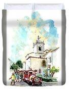 Tavira 05 Duvet Cover