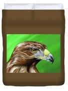 Tawny Eagle Duvet Cover