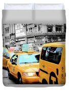 Taxiderby Duvet Cover