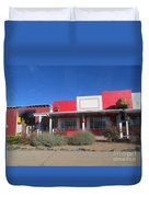 Taylor Feed Store Duvet Cover