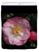 Taylor's Perfection Camellia Duvet Cover