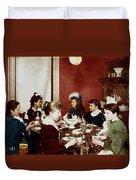 Boston Tea Party Duvet Cover