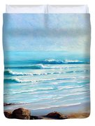 Tea Tree Bay Noosa Heads Australia Duvet Cover