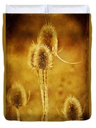 Teasel Group Duvet Cover