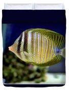 Technicolor Fish Duvet Cover
