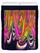 Technicolor Magma Duvet Cover