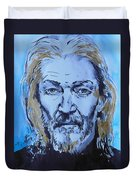 Ted Neeley Duvet Cover